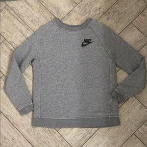 Nike rally crew neck sweatshirt